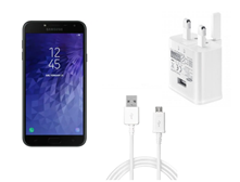 Picture for category SAMSUNG GALAXY J4 & J4 PLUS CHARGING CABLE AND ADAPTER