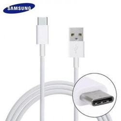 Picture of Genuine Samsung Fast USB TYPE C Charger Data Sync Cable For Galaxy S8 S8+ S9 S9+