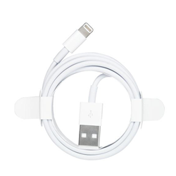 Picture of Apple iPhone Charger Lead 1 Meter USB Data Sync Lightning Charging Cable