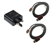 Picture of Fast Charging Speedy Micro USB Cable For Samsung Galaxy   2 Meter   Black
