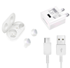 Picture of Official Samsung Galaxy Buds+ Bluetooth Wireless Earphones | White