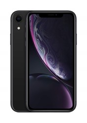 Picture of Refurbished Apple iPhone XR 128GB Black Unlocked - Grade A