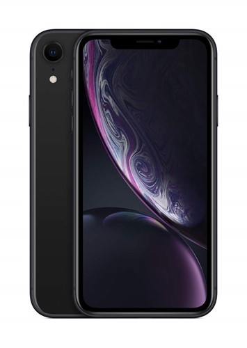 Picture of Refurbished Apple iPhone XR 128GB Black Unlocked - Grade A+