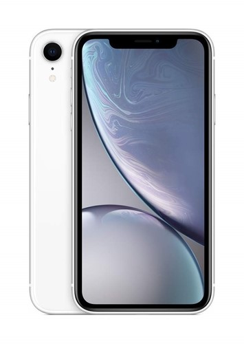 Picture of Refurbished Apple iPhone XR 128GB White Unlocked - Grade A++