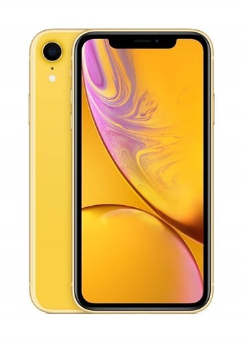 Picture of Refurbished Apple iPhone XR 128GB Yellow Unlocked - Grade A