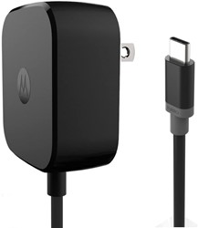 Picture of High Quality Motorola 20W USB-C Charger Turbo Power Wall Charger   Black