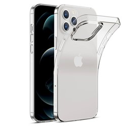 Picture of For Apple iPhone 12 Mini / Pro / Max transparent Back Case cover