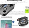 Picture of Alpha T10 Bluetooth 5.0 Wireless Earbuds with Wireless Charging Case IPX8 Waterproof TWS Stereo Headphones in Ear Built in Mic Headset