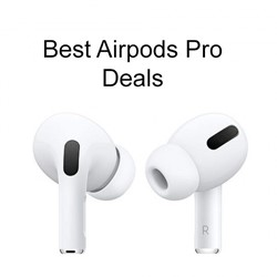 Picture of Best Wireless Apple Airpods Pro Deals (2021)