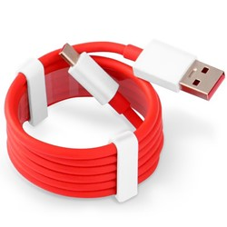 Picture of OnePlus Type C Fast USB-C Charging Data Cable 1M   Red