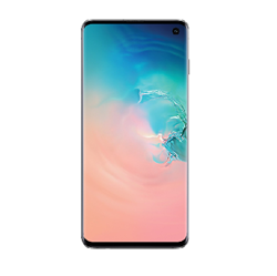 Picture of Refurbished Samsung Galaxy S10 Plus 128GB Unlocked White - Grade A