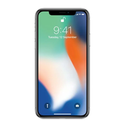Picture of Refurbished Apple iPhone X 64GB Unlocked Silver - Grade B